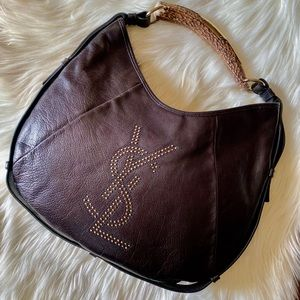 Yves Saint Laurent YSL MOMBASA Bag, Iconic Vintage